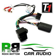 T1 Audio T1-AD3-SONY Audi A3 A4 TT Car Steering Wheel Controls Interface Plug
