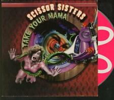 SCISSOR SISTERS Take Your Mama 2 TRACK GERMANY CARDslv CD SINGLE