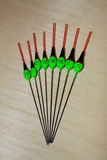 8 x Assorted High Quality Pole Fishing Floats (Pack 312R8)