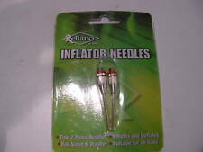RELIANCE INFLATOR BALL NEEDLES TWIN PACK