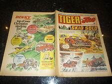 TIGER & JAG Comic - Date 06/12/1969 - Skid Solo