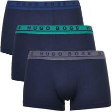 """HUGO BOSS Cotton Stretch 3-Pack Boxer Trunk Size XL """"Brand New"""""""