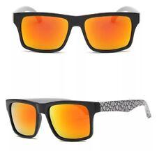 Gafas sol deportivas de pasta tipo Spy Gris + Funda regalo