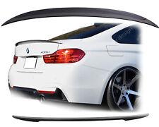 BMW 4er Coupe M4 Performance F32 Saphirschwarz 475 karosserie markante hecklippe