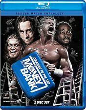 WWE - Straight To The Top - Money In The Bank Anthology (Blu-ray, 2013, 2-Disc)