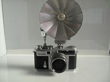 nikon sp camera nippon kogaku nikkor s 50mm 1.4 vintace fotocamera 35mm