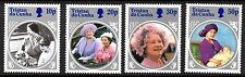 Royalty Decimal Tristanian Stamps