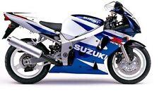 SUZUKI GSX-R600 2004 K4 BIKE FACTORY WORKSHOP SERVICE REPAIR MANUAL PDF