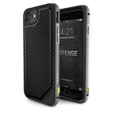 Cover e custodie plastici neri modello Per iPhone X per cellulari e palmari