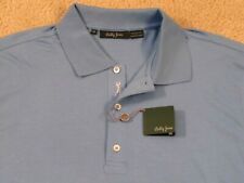 $80 Bobby Jones Cotton Golf/ Polo Shirt w/Golfer Placket- Xl -NewwTags-Free Ship