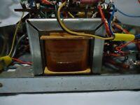 Vintage Telefunken Audio  Vacuum Tube Amp Transformer on Assembly