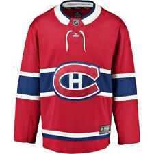 Montreal Canadiens Fanatics Branded Red Breakaway Hockey Jersey NHL XX-Large