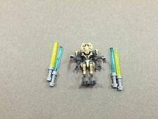 LEGO Star Wars General Grievous Clone Wars minifigure w/ 4 Lightsabers minifig