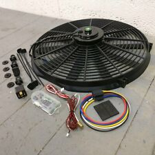 1960 - 1987 Chevy Truck Super Cool Pack 16 inch Fan Switch Harness gmc