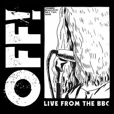 "rare OFF! live from the bbc SEALED RSD 2015 10"" black flag RAYMOND PETTIBON ART"