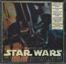 STAR WARS -  The Music Of Star Wars 7 CD + CD-rom box set