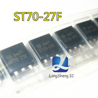 10PCS ST70-27F ST70-27F-TRB TO-263 Power zener Diode new