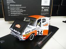 1:18 NOREV Simca 1000 Rallye 2 Monte Carlo 1973 NEU NEW
