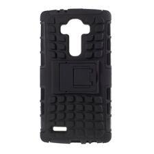 LG G4 Handy Tasche Outdoor Case TPU Skidproof Kickstand Schutz hülle schwarz