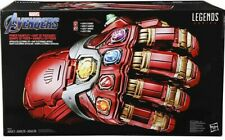 Marvel Legends Electronic Thanos Infinity Gauntlet Iron Man Ver. 1:1 Habsro