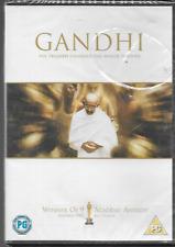 GANDHI GENUINE R2 DVD BEN KINGSLEY JOHN MILLS JOHN GIELGUD EDWARD FOX NEW/SEALED