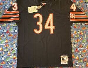 Authentic Mitchell & Ness NFL Chicago Bears Walter Payton Football Jersey