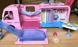 Barbie super Abenteuer Camper, Dream Camper, Wohnmobil