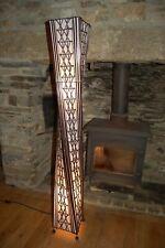Rattan Floor Standard Lamps Ebay