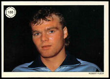 Robert Fleck #188 Saint And Greavsie Topps Football Trade Card (C223)