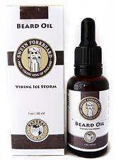 Beard Oil Viking Ice Storm - 100% Organic and Handmade in London