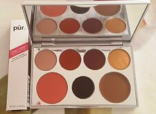 Pur Cosmetics Transformation Sculpting Eye and Cheek Palette, & Eye Shadow Prime