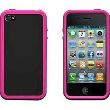 XtremeMac iPhone 4 Pink Tuffwrap Accent Silicone Case