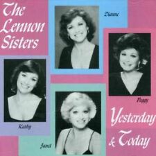 The Lennon Sisters - Yesterday & Today [New CD]