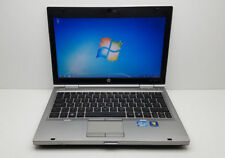 "HP EliteBook 2560p 13"" Core i5-2520M 2.5GHz 4GB 180GB SSD WiFi Win 7 Pro Laptop"