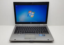 "HP EliteBook 2560p 13"" Core i5-2520M 2.5GHz 4GB 128GB SSD WiFi Win 7 Pro Laptop"