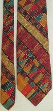 -AUTHENTIQUE cravate cravatte  PROCHOWNICK 100% soie  TBEG  vintage
