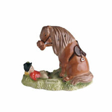 Brown Ceramic Beswick Pottery Figurines