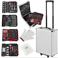 Werkzeugkoffer Werkzeugkasten Werkzeugbox Werkzeugkiste Trolley Set