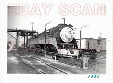 8G100G RP 1954 SOUTHERN PACIFIC RAILROAD 4-8-4 ENGINE #4452 LOS ANGELES CA