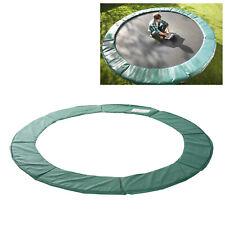 Φ8ft Trampoline Pad Spring Safety Replacement Cover EPE Foam Green
