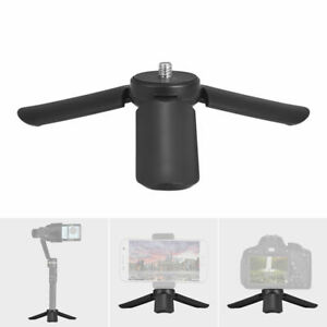 Mini Gimbal Tripod Stand For Zhiyun Smooth Q / 4 DJI Mobile 2 OSMO Camera