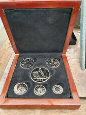 More details for 1936 edward viii proof fantasy coin set with case