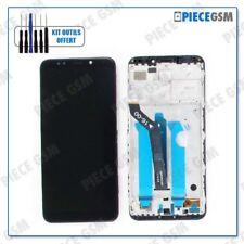 Ecran LCD vitre Tactile Frame pour Xiaomi Redmi 5 Plus Noir outils