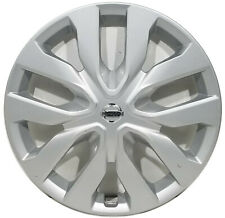 "(1) OEM 2016 Nissan Rogue 17"" Hubcap / Wheel cover 53094"