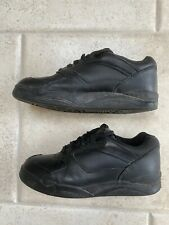 New listing Free Shipping Wolverine Viper-Lo Men's Black Steel Toe Shoes Size 8.5 M