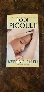 Keeping Faith by Jodi Picoult  paperback book