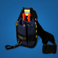 Hot Hardware Mechanic's Electrician Canva Tool Bag Utility Pocket Pouch Bag Belt