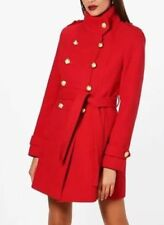 Boohoo Regular Military Coats, Jackets & Vests for Women
