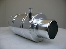 """2.5""""S-Max IceTube Intercooler Turbo Surpercharger Charge Pipe CO2 Cooling System"""