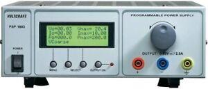 VOLTCRAFT PSP 1803 (Labornetzteil, 80V/2,5A)
